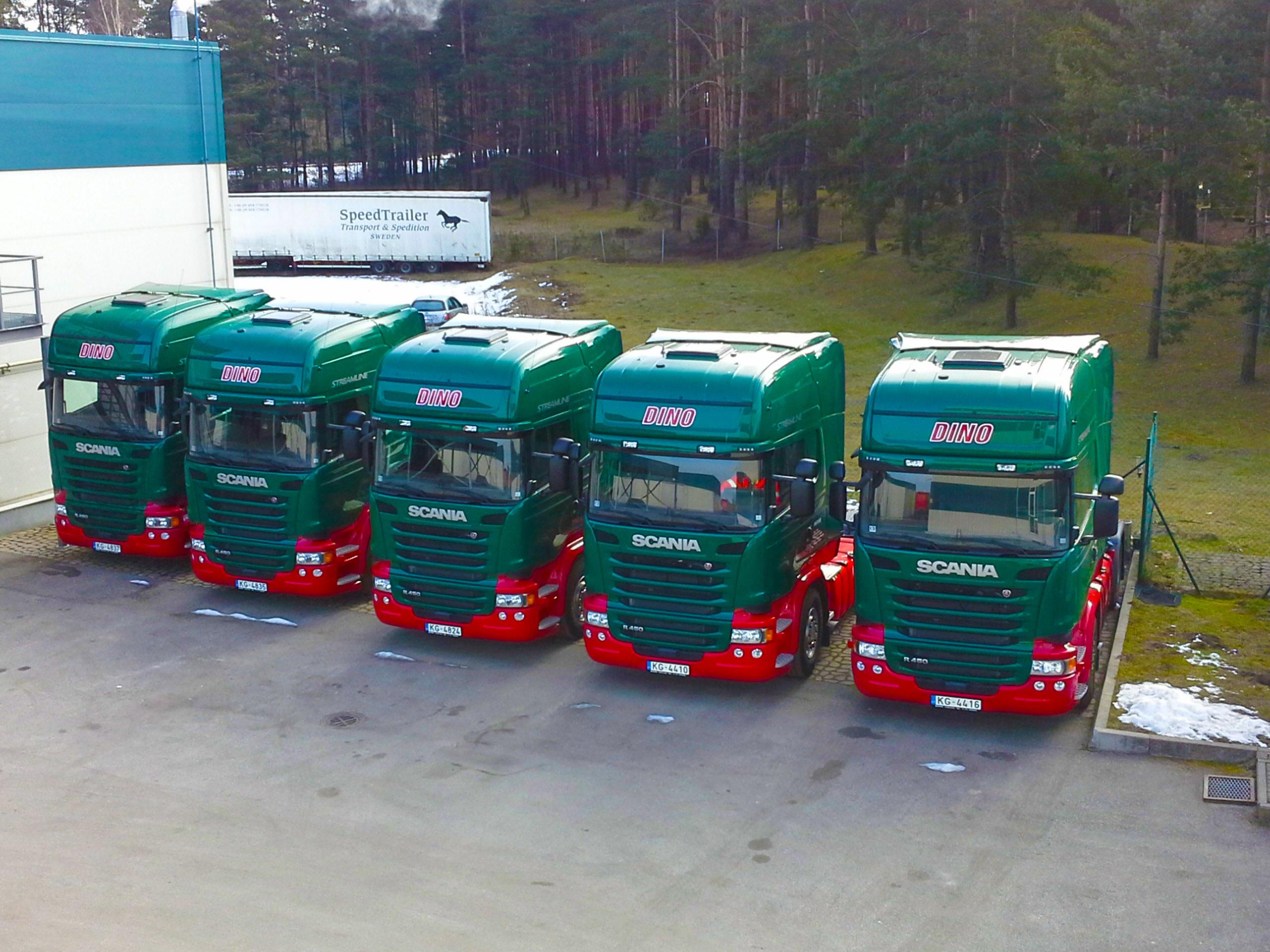 Dinotrans with Cargoflex
